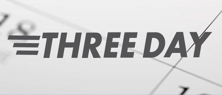 Three Day Alterations