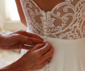 Bridal Gown Preservation