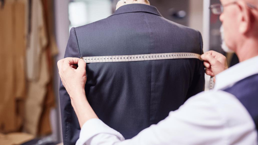 Measurements for a Suit