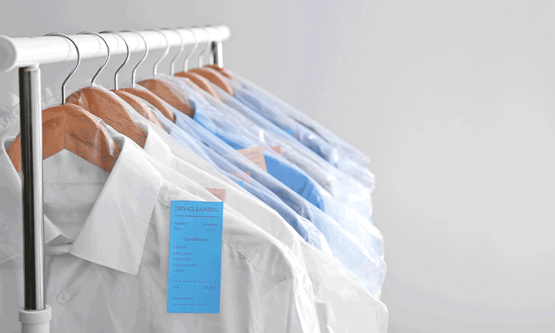 Affordable Dry Cleaning Service