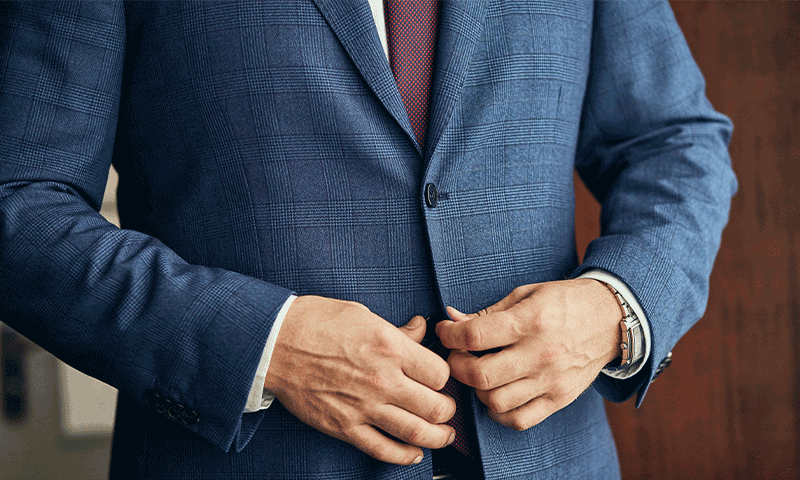 Dry Cleaning for Suits